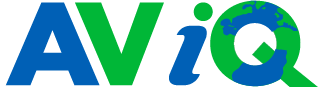 AV-iQ Earth Day Logo